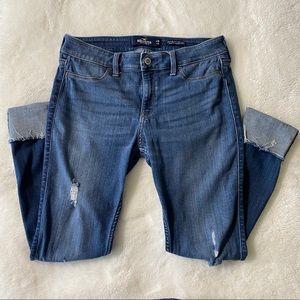 Hollister Low-Rise Crop Jean Legging